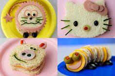 alimentação infantil criativa - Pesquisa Google