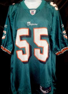 NFL Jersey's Youth Miami Dolphins Jamil Douglas Pro Line Team Color Jersey