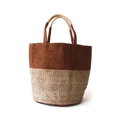 New  Chestnut  Jute baskets. Perfect tones for Autumn. Jute Tote Bags 1fd6493735253