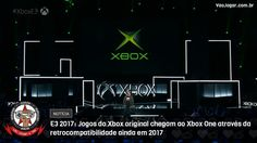 O Xbox não foi o console mais querido de todos, mas é uma boa notícia para os donos de um Xbox One.  #Microsoft #Xbox #XboxOne #XOne #XboxE3 #E3 #E32017 #VaoJogar #VideoGames #Games #InstaGames