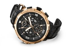 Limited to just 50 watches and available exclusively in IWC boutiques, the Aquatimer Perpetual Calendar Digital Date-Month is the flagship of the new IWC Aquatimer collection. Iwc Watches, Cool Watches, Watches For Men, International Watch Company, Date Month, Submariner Watch, Perpetual Calendar, Casio Watch, Luxury Watches