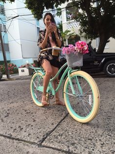 Vintage bike, vintage bike, vintage girl, huffy bikes, huffy cruiser
