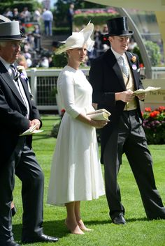 Countess of Wessex Photos: Racegoer Fashion at Ascot: Day 2 — Part 2