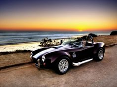 Drive an AC Cobra across the country