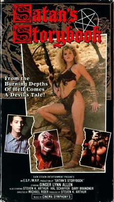 Late 80s shot-on-video nonsense starring former porn queen Ginger Lynn.  Horror