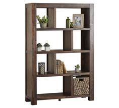 The Kingston Bookcase offers a natural, earthy feel, and is perfect for adding a touch of warmth to your home. Shop now, only at Fantastic Furniture! Value Furniture, Bed Furniture, Wide Bookcase, House Goals, Kingston, Shelves, House Design, Bedroom, House Styles
