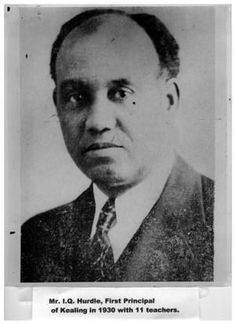 Isaiah Quit Hurdle, African-American minister and public school educator was born in Greenville, Texas. Raised on a farm in Hunt County. I.Q. Hurdle was educated at the Center Point School of Hunt County. In 1906 he enrolled at  Prairie View A&M University In 1920 Hurdle move to Austin, where he began a thirty-four-year career as a teacher and school administrator  He was elected to a one-year term as president of theColored Teachers State Association of Texas
