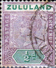 Zululand 1894 Queen Victoria Overprint SG 20 Fine Used SG 20 Scott 15 Other British Commonwealth Empire and Colonial stamps Here West Africa, South Africa, Stamp Dealers, Buy Stamps, Kwazulu Natal, British Colonial, King George, Queen Victoria, Commonwealth