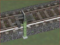 Selbstblocksignale der Berliner S-Bahn mit GVA