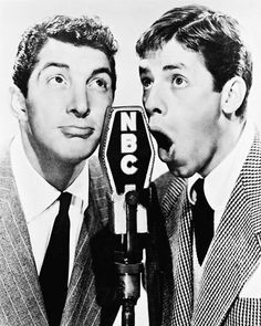 Dean Martin Lewis - Saturday or Sunday afternoons as a kid KPLR 11 played Martin and Lewis movies and I LOVED THEM!!