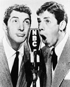 Dean Martin&Jerry Lewis