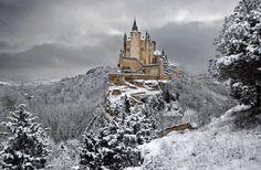 Castello di Alcazar de Segovia
