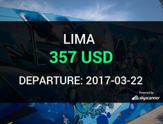 Flight from Seattle to Lima by jetBlue #travel #ticket #flight #deals   BOOK NOW >>>
