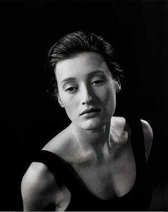 Marie-Sophie Wilson - 1987 - by Peter Lindbergh