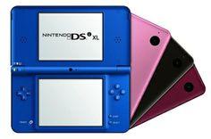 Nintendo DSi XL Gaming System + 3 Games Giveaway