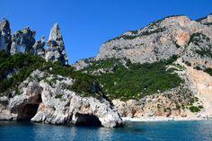 Cala Goloritzè, Baunei, Ogliastra, Sardinia #enjoyogliastra