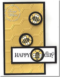 2/19/2013; Cindy Baughman at 'Stamp with Tami.com' blog; 2013 Spring catty:  Spring Sampler stamp set + Sale-a-bration Honeycomb EF