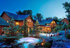 Image Mansions, House Styles, Spa, Travel, Image, Nature, Home Decor, Viajes, Naturaleza