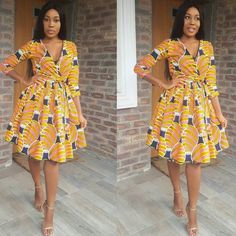 African Fashion Designers, African Inspired Fashion, African Print Fashion, Africa Fashion, African Fashion Dresses, African Outfits, Ankara Fashion, African Prints, African Attire