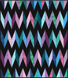 Lets Quilt Something: Chevy - Free Quilt Pattern - Layer Cake