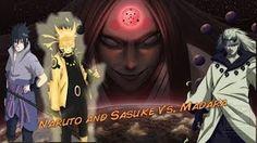 Naruto Shippuden Ultimate Ninja Storm 4 Part 15 Naruto and Sasuke vs Madara
