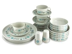 Electronics, Cars, Fashion, Collectibles, Coupons and Canned Ham, Modern Dinnerware, Plates And Bowls, Mid Century House, Place Settings, Cookware, Cup And Saucer, Mid-century Modern, Cups