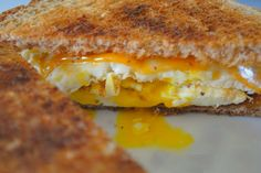 Fried egg sandwiches!