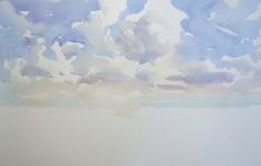 How to create a beautiful watercolour landscape painting | Creative Bloq