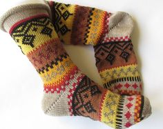 Colorful socks Dubhe Gr. 38 / 39