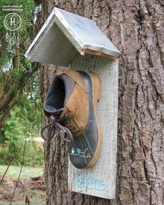 Have you lost your shoe? Don't throw out the other one :)