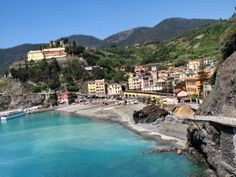 MONTEROSSO AL MARE (Liguria) - Italy - by Guido Tosatto
