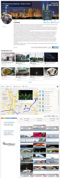 A Miscelaneous Harmony - Kuala Lumpur, 5 Days in #Malaysia, #Travel #itinerary, #travelplanner, #tripideas #tripadvice