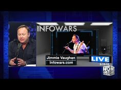 Alex Jones Show: Commercial Free - Friday (5-15-15) Jimmie Vaughan Tribu...