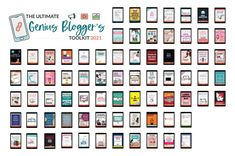 Are you ready to start a blog? Get 76 ebooks, courses, printables, and more on how to start (and grow) an email list, monetize your blog, create content, promote on social media, and so much more. 98% off. Find out everything you need to know about The Genius Blogger's Toolkit in this full 2021 review! #blogging #makemoney