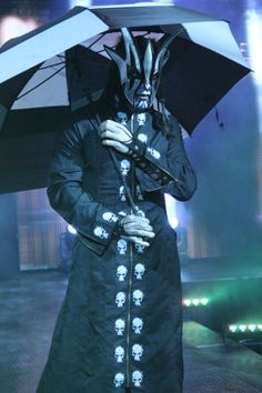 Willow - alter-ego of Jeff Hardy in TNA Wrestling.