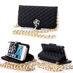 "iPhone 6 case,Carryberry iphone 6 Plus"" leather-iphone 6 leather case-EzydgiitalFashion Soft Cute Leather Purse Handbag Chain Case Cover Skin for iPhone 6 Carryberry http://www.amazon.com/dp/B00NYZEVR6/ref=cm_sw_r_pi_dp_sn9Cub02F5470"