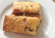 Fruit & coconut slice - Real Recipes from Mums