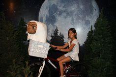 Volando al espacio con el ET.
