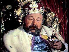 Jan Werich - Byl jednou jeden král