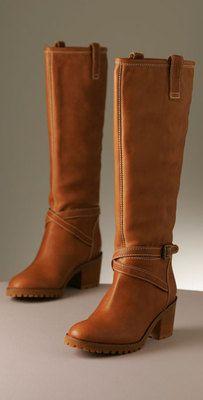 Michael Kors boots next on my list