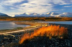Abisko nationalpark, Sweden
