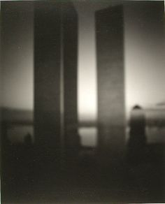 World Trade Center Hiroshi Sugimoto (Japanese, born Tokyo, Date: 1997 Stunning Photography, Contemporary Photography, Video Photography, Contemporary Art, Hiroshi Sugimoto, Gelatin Silver Print, Out Of Focus, Famous Photographers, Chiaroscuro