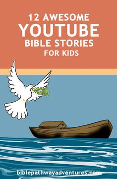 Fun educational Bible Stories for Kids. The search for Truth is more fun than Tradition.