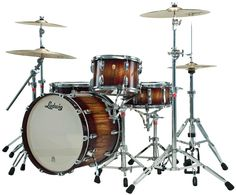 Ludwig Drum Sets   ... Natural Mahogany   Find your Drum Set   Drum Kits   Gear   Percussion