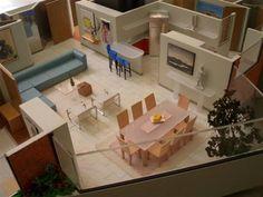 Maqueta de apartamento modelo maquetasquevedo@yahoo.com