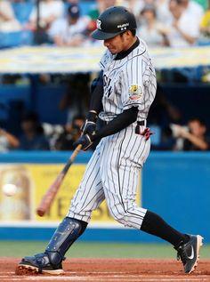 阪神鳥谷先頭打者アーチ、桧山に並ぶ通算707打点 - 野球 : 日刊スポーツ
