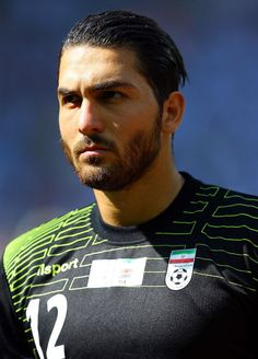 Alireza Haghighi Man Of The Match, World Cup, Handsome, Hero, My Love, Iran, Fictional Characters, Heroes, World Championship