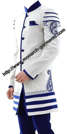 Indian wedding outfits for men,wedding outfit for groom,Indian style wedding suits for men,Indian menswear suit African Dresses Men, African Attire For Men, African Clothing For Men, African Shirts, Nigerian Men Fashion, Indian Men Fashion, Mens Fashion Suits, Fashion Wear, Wedding Outfits For Groom