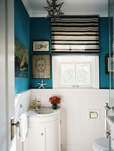 Home and Event Styling - http://meganmorrisblog.com/2013/05/the-bimini-blues-cerulean-cobalt-turquoise/