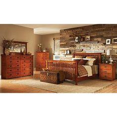 My bedroom furniture....Mission